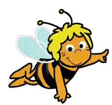 maya bee embroidery designs machine embroidery designs