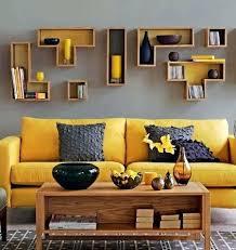 Gold Sofa Living Room Yellow Walls Brown Furniture L Yellow Sofa Yellow Walls Brown