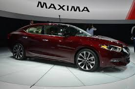 nissan altima 2015 new price 2016 nissan maxima debuts in new york priced at 33 235