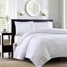 Quilted Coverlets And Shams Park Mansfield Quilted Coverlet Set