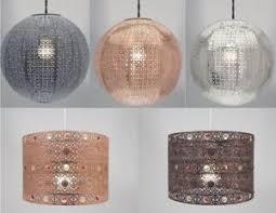 silver pendant light shade moroccan bronze silver copper chandelier pendant ceiling light home