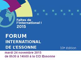 chambre de commerce et d industrie essonne 10e forum international de l essonne cci essonne