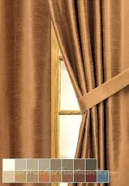 Shiny Gold Curtains Shiny Gold Curtains Sunset Curtains In And Length Faux Silk