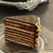 18 layer chocolate praline cake chef rachida