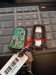 Bmw Comfort Access Key Non Comfort Access Keyfob