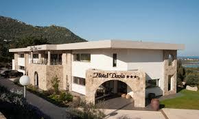 hotel davia in ile rousse corsica