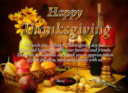 happy thanksgiving wishes for sending to everyone giikers
