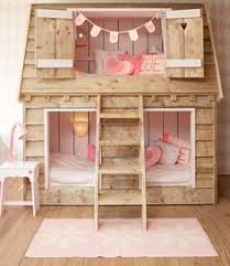 Dollhouse Bed For Girls by Pallet Beds For Little Girls Pallet Projects Pinterest