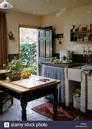 backsplash rustic cottage kitchens small cottage kitchen rustic wooden table in center rustic country cottage kitchen island design full size