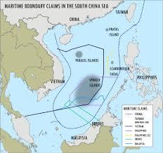 South China Sea Map by Keeping The South China Sea In Perspective