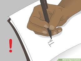 a yearbook how to sign a yearbook with pictures wikihow