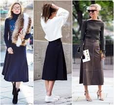 saia mid saia midi no inverno office style winter and clothes
