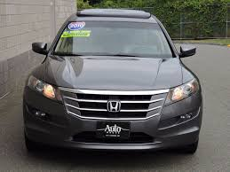 honda accord with navigation used 2010 honda accord crosstour ex l at auto house usa saugus
