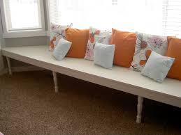 custom made cushions for benches bench decoration