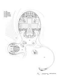 Organic Architecture Floor Plans by Harbin Opera House Mad Architects Archdaily