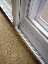Patio Door Seals Residential Sliding Patio Door Window Acoustic Insert