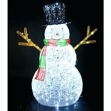 outdoor snowman decorations a wooden does anyone a skill