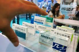bid for shanghai pharma pursues healthy market with bid for cardinal