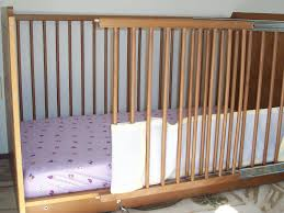 Moving Baby To Crib by Modified Crib For Parent With Disability 24 Steps With Pictures