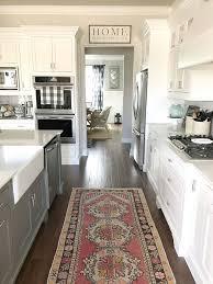 pretentious inspiration kitchen rug runner contemporary ideas