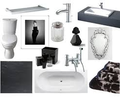 Bella Lux Bathroom Accessories by Black And White Bathroom Accessories White Bird Stoneware Bath
