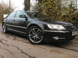 used volkswagen phaeton cars for sale with pistonheads