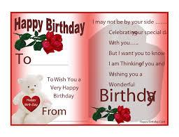 printable birthday ecards 40 free birthday card templates template lab