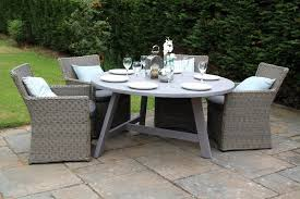 6 seater outdoor dining table 51 inspirational outdoor dining table and chairs pictures 51 photos