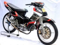 koleksi modifikasi motor jupiter mx 2014 hitam terlengkap dunia galeri foto gambar motor modifikasi jupiter paling bagus simpel modifikasi motor jupiter z 2008