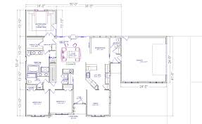 2nd floor house plan brewster modular ranch house