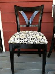 Annie Sloan Dining Table Reveal Drab To Fab Design  Best - Dining room chair reupholstering