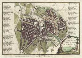 mexico map 1800 a plan of the city of berlin geographicus antique maps