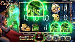 review the free demo a christmas carol slot machine thought up by