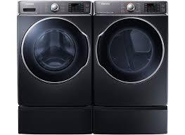 Samsung Blue Washer And Dryer Pedestal Samsung Washer And Dryer Samsung Washing Machines Front Load Top