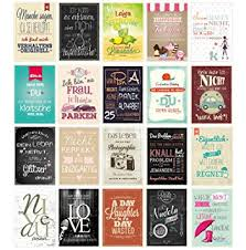 lustige postkarten spr che 20 spruchkarten retro postkarten mit lustigen sprüchen 20