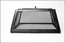 Firepit Grille by Square Or Rectangle Fire Pit Screen 12 U2033 36 U2033 Per Side