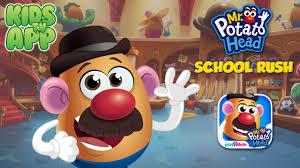 Coolest U0026 Potato Head Costumes Potato Head Rush Playdate Digital App