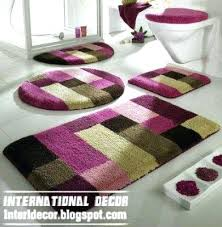 Rug For Bathroom Bathroom Rugs Bathroom Rug Sets Also With A Bathroom