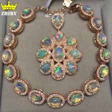 opal jewelry necklace images Opal jewelry aol image search results jpg