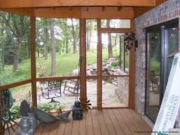 screen porch and deck freedom builders u0026 remodelers