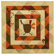 gervais running scared thanksgiving quilt crafts 14