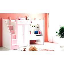 lit mezzanine combiné bureau lit bureau armoire combine combine lit bureau best lit hauteur fille