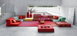 la roche bobois canapé mah jong sofa roche bobois
