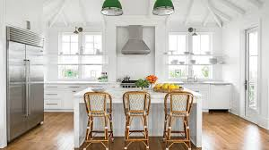 white and kitchen ideas 10 beautiful white house kitchens coastal living