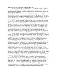 Nursing personal statement sample essays SlideShare