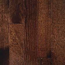shop mullican flooring mullican 3 in chocolate oak hardwood