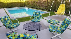 Custom Patio Furniture Cushions by Custom Outdoor Cushions By Cfr Patio Local Upholstery Service
