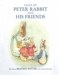 the tales of rabbit tales of rabbit and his friends beatrix potter