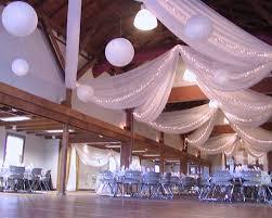 wedding ceiling draping wedding ceiling drape wedding draping table