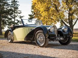 bugatti type 57s cabriolet by vanvooren revivaler